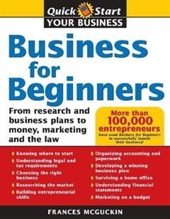 Business for Beginners, Francis McGuckin
