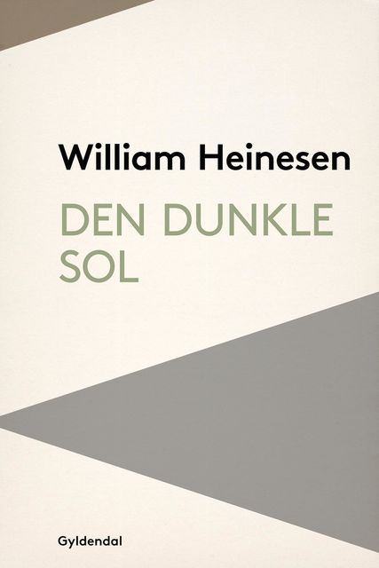 Den dunkle sol, William Heinesen