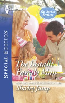 The Instant Family Man, Shirley Jump