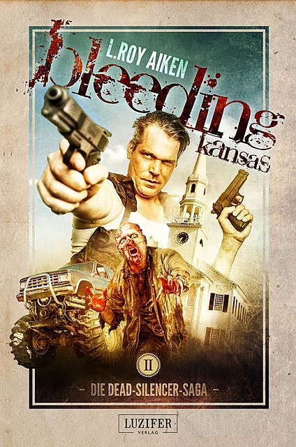 Bleeding Kansas 2, Luzifer Verlag