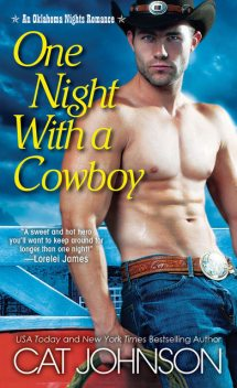 One Night with a Cowboy, Cat Johnson