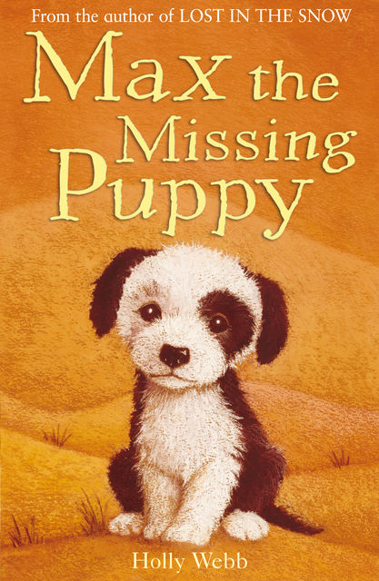 Max the Missing Puppy, Holly Webb