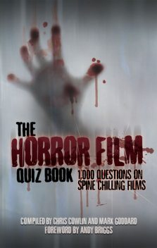 Horror Film Quiz Book, Chris Cowlin