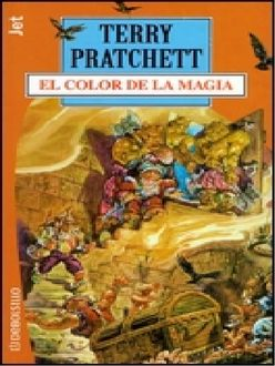 El Color De La Magia, Terry Pratchett