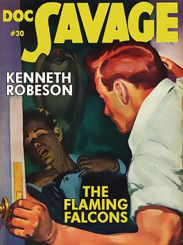 The Flaming Falcons, Lester Dent