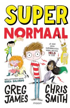 Super Normaal, Chris Smith, Greg James