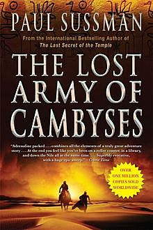 The Lost Army of Cambyses, Paul Sussman