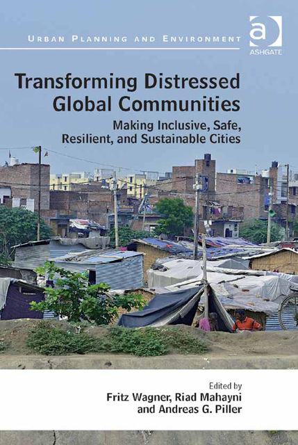 Transforming Distressed Global Communities, Fritz Wagner