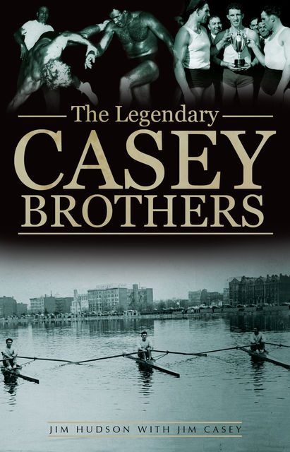 The Legendary Casey Brothers, Jim Hudson