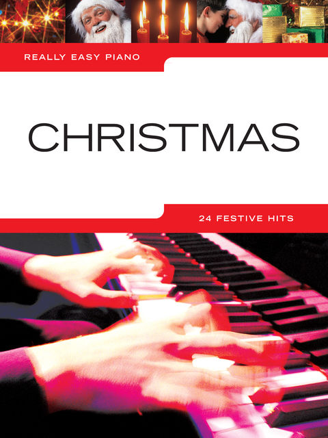 Really Easy Piano: Christmas, Wise Publications