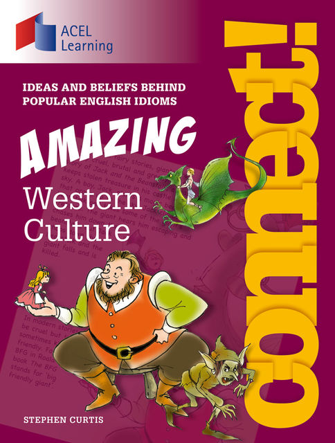 Connect: Amazing Western Culture, Stephen Curtis