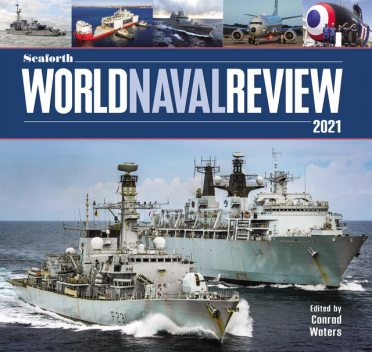 Seaforth World Naval Review, Conrad Waters