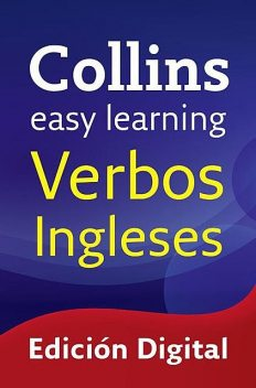 Easy Learning Verbos ingleses, Collins Dictionaries