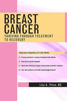 Breast Cancer, Lisa Price, ND
