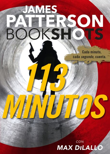 113 MINUTOS, James Patterson