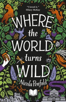Where the World Turns Wild, Nicola Penfold