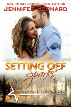 Setting Off Sparks, Jennifer Bernard