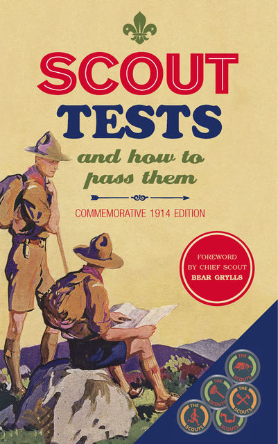 Scout Tests and How to Pass Them, The Scouts Association