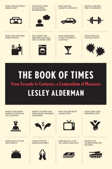 The Book of Times, Lesley Alderman
