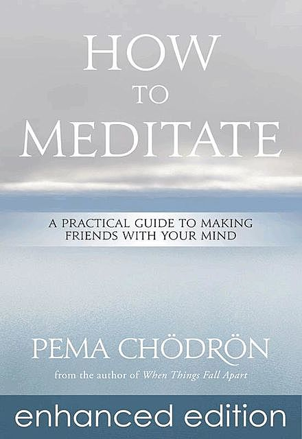 How to Meditate, Pema Chödrön