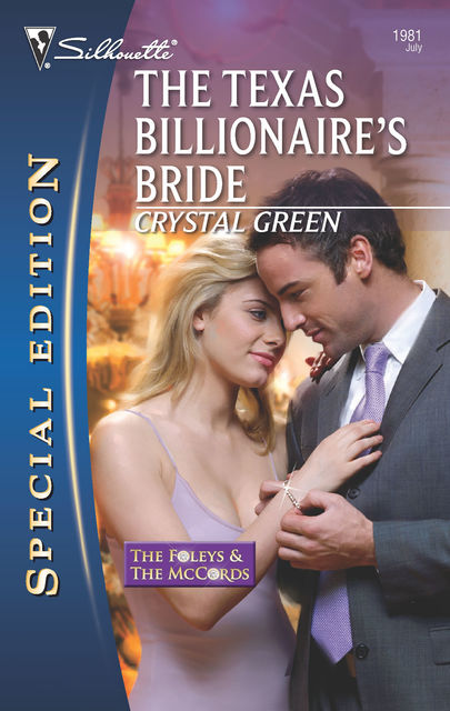 The Texas Billionaire's Bride, Crystal Green