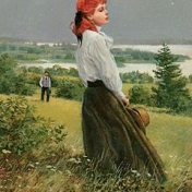 ANNE OF GREEN GABLES, majornicolejoy