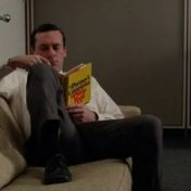 Mad Men Reading List, Bookmate