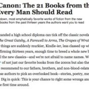 GQ: The 21 Books From the 21st Century Every Man Should Read, Марк Губаренко