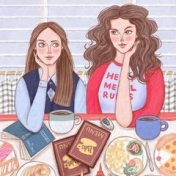 Rory Gilmore Reading Challenge, faig557