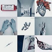 doctors, roses