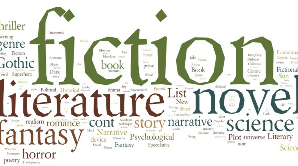 genres of fiction writing