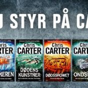 Chris Carter, Jentas A/S