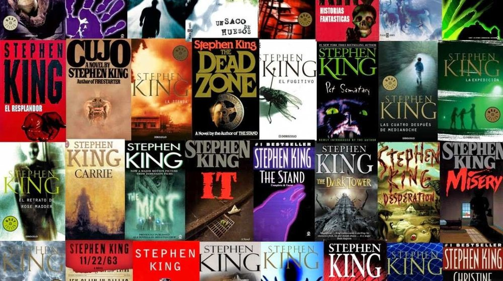 the life and times of american author stephen king