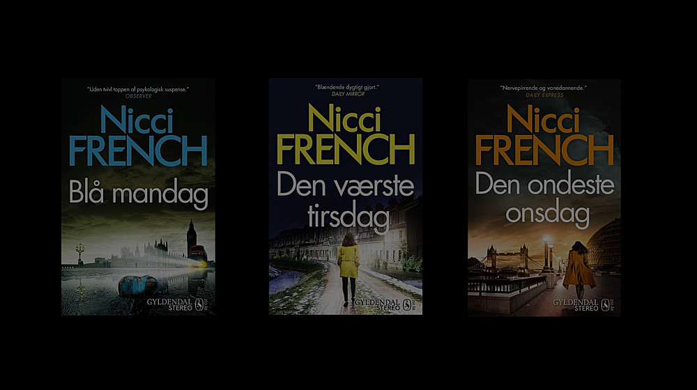 Sommerserie: Nicci French, Bookmate