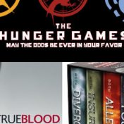 True blood/Hunger Games/divergent/The vampire diaries/Twilight/ A discovery of witches, Tania