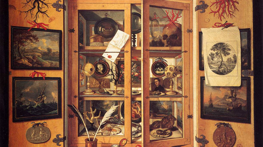 cabinet of curiosities, Беата