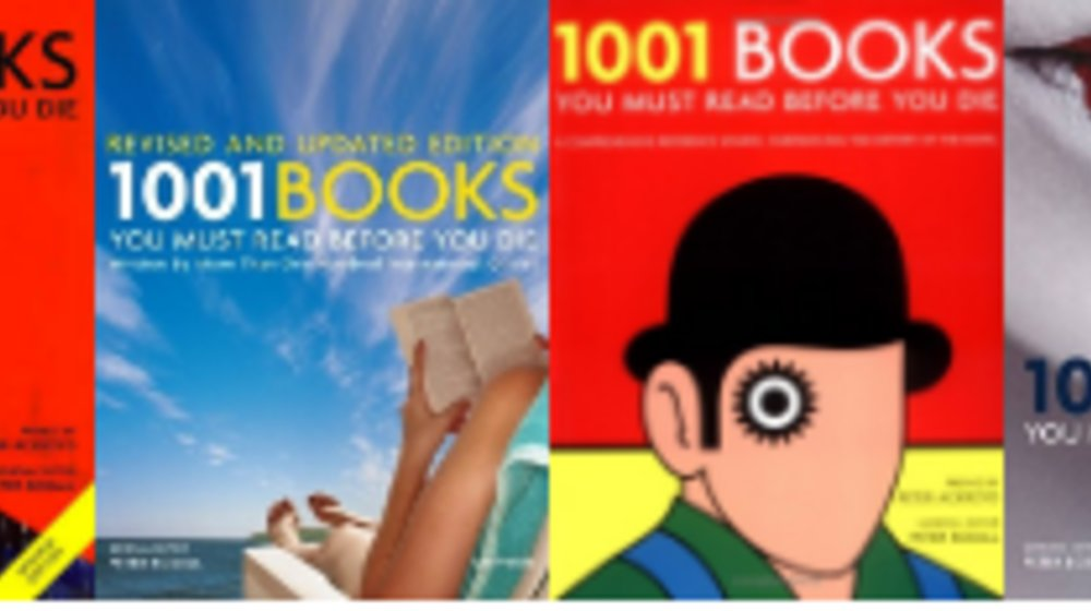 1001 Books You Must Read Before You Die (All Editions Combined - 1305 Books in Total), Veronika Usacheva