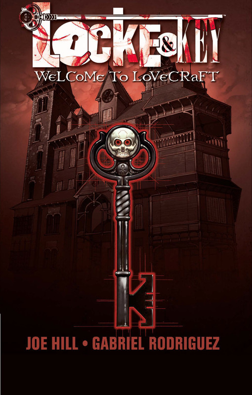 Locke and Key Vol. 1: Welcome to Lovecraft, Joe Hill