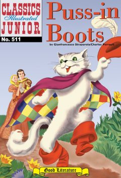 Puss-In-Boots, Charles Perrault