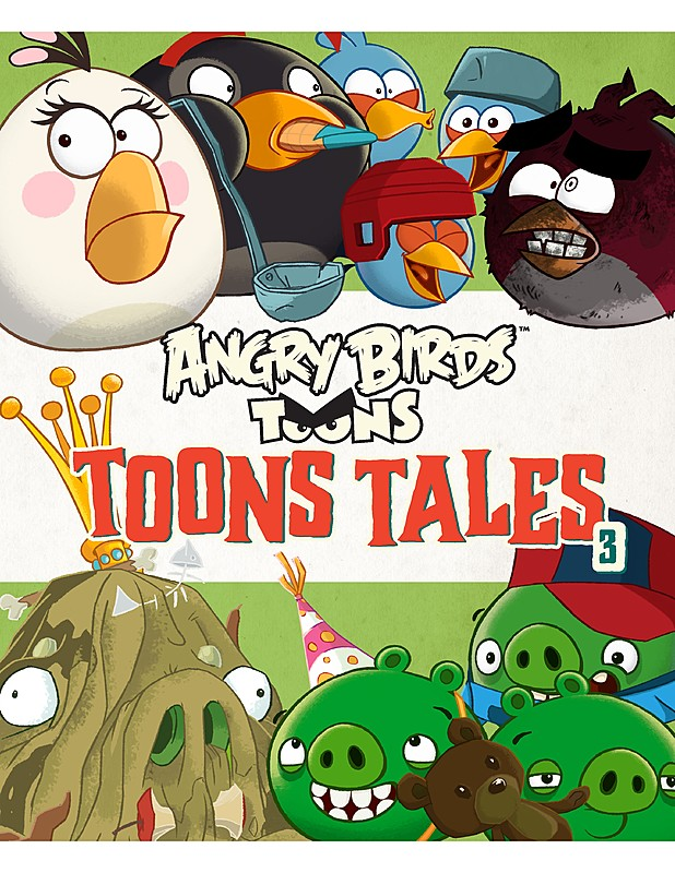 Angry Birds: Toons Tales 3, Les Spink