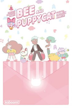 Bee and PuppyCat #4, Natasha Allegri