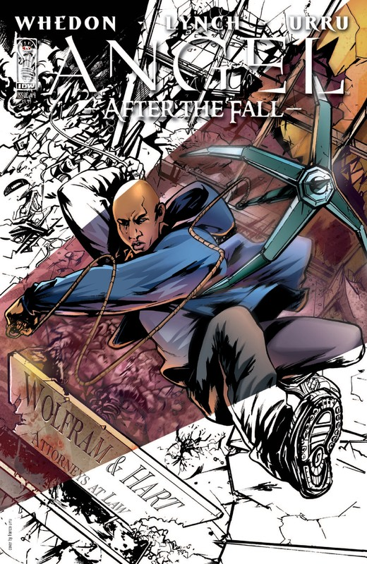 Angel: After The Fall Vol.4, Joss Whedon, Brian Lynch