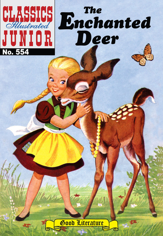 The Enchanted Deer, Brothers Grimm