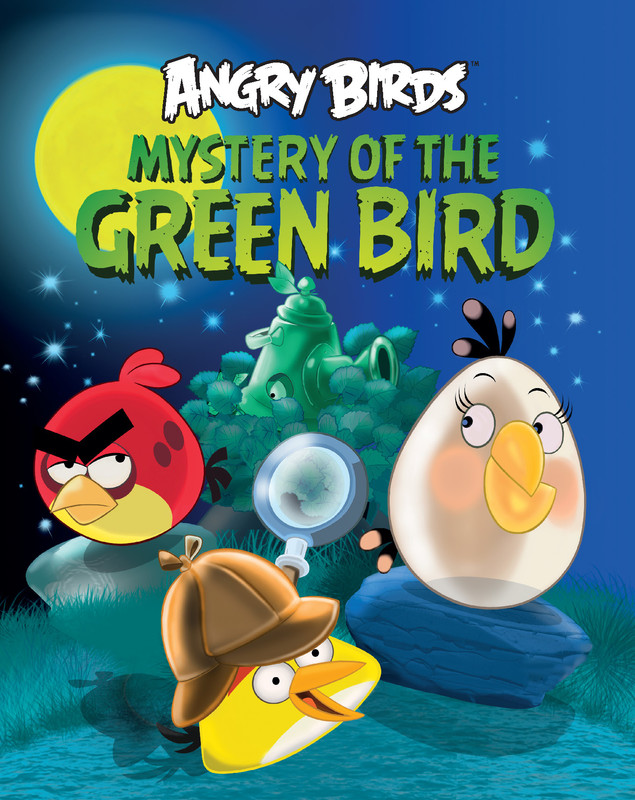 Angry Birds: Mystery of the Green Bird, Tapani Bagge