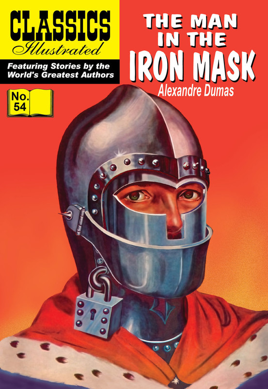 The Man in the Iron Mask, Alexander Dumas