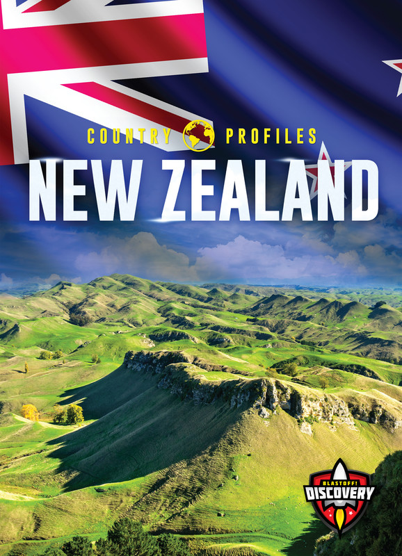 New Zealand, Alicia Z. Klepeis