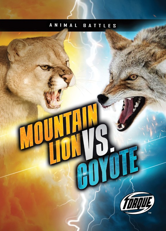 Mountain Lion vs. Coyote, Thomas K. Adamson