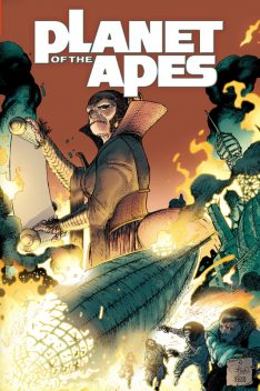 Planet of the Apes: Vol. 3, Daryl Gregory