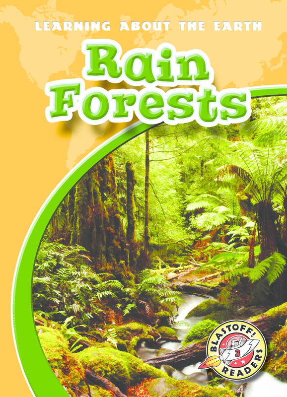 Rain Forests, Colleen Sexton