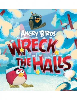 Angry Birds: Wreck the Halls, Tomi Kontio